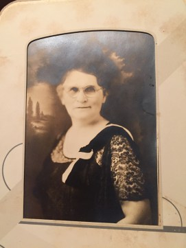 My Great-Aunt Ada, sister of my grandfather