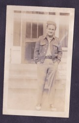 Uncle Charlie, late 1940s
