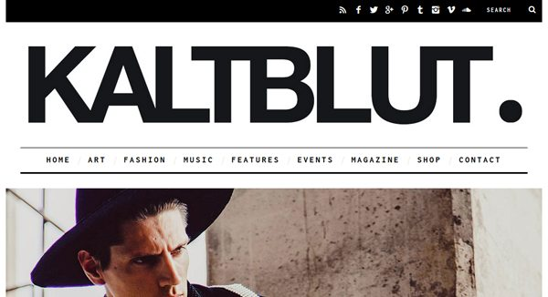 Kaltblut - Magazines that accept submissions
