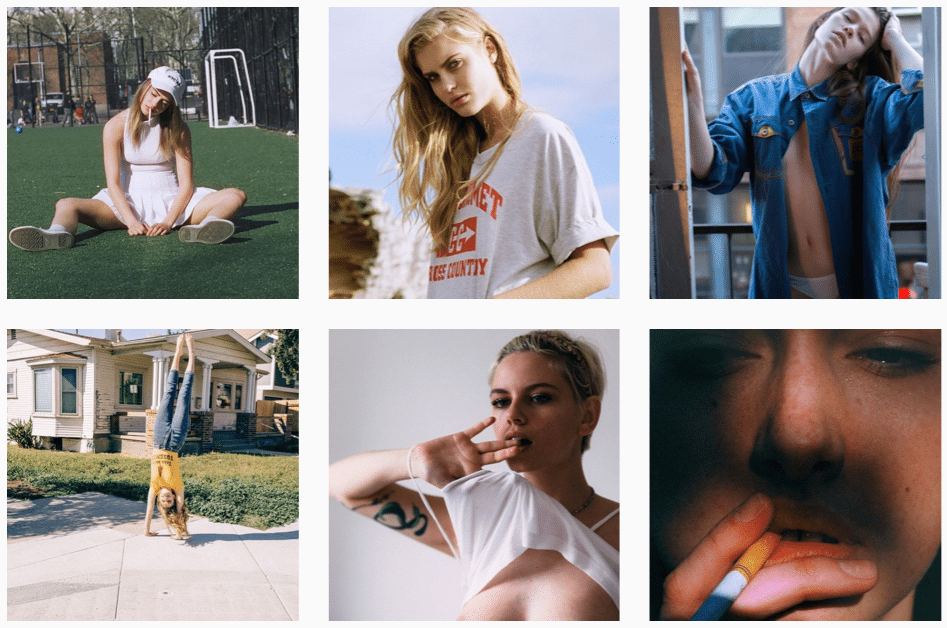 fashion instagram feature accounts
