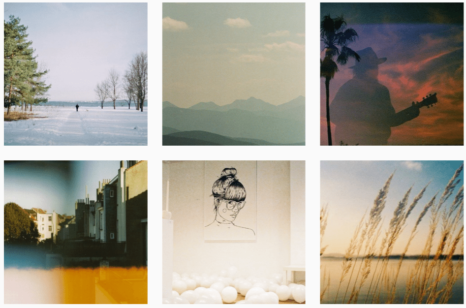 film instagram feature accounts