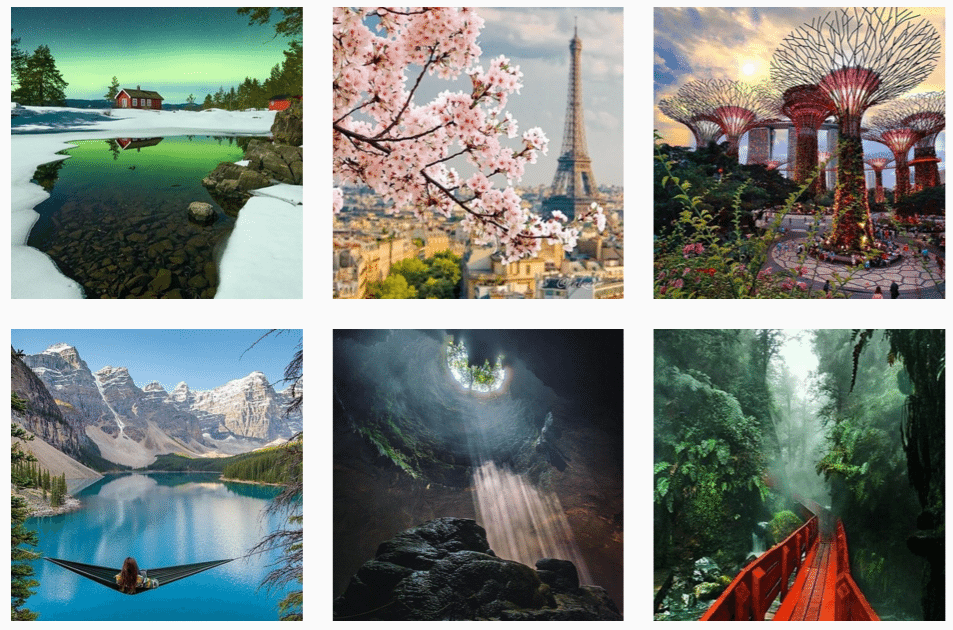 nature instagram feature accounts