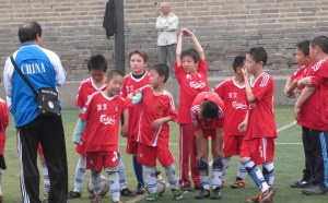 Football in China