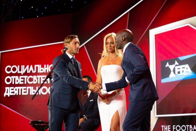 The handshake