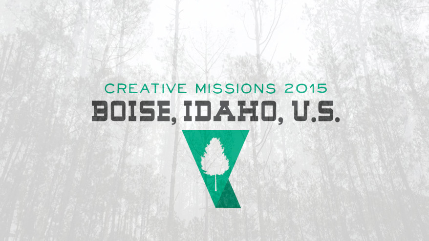 #creativemissions 2015 Boise – The Lost Recap