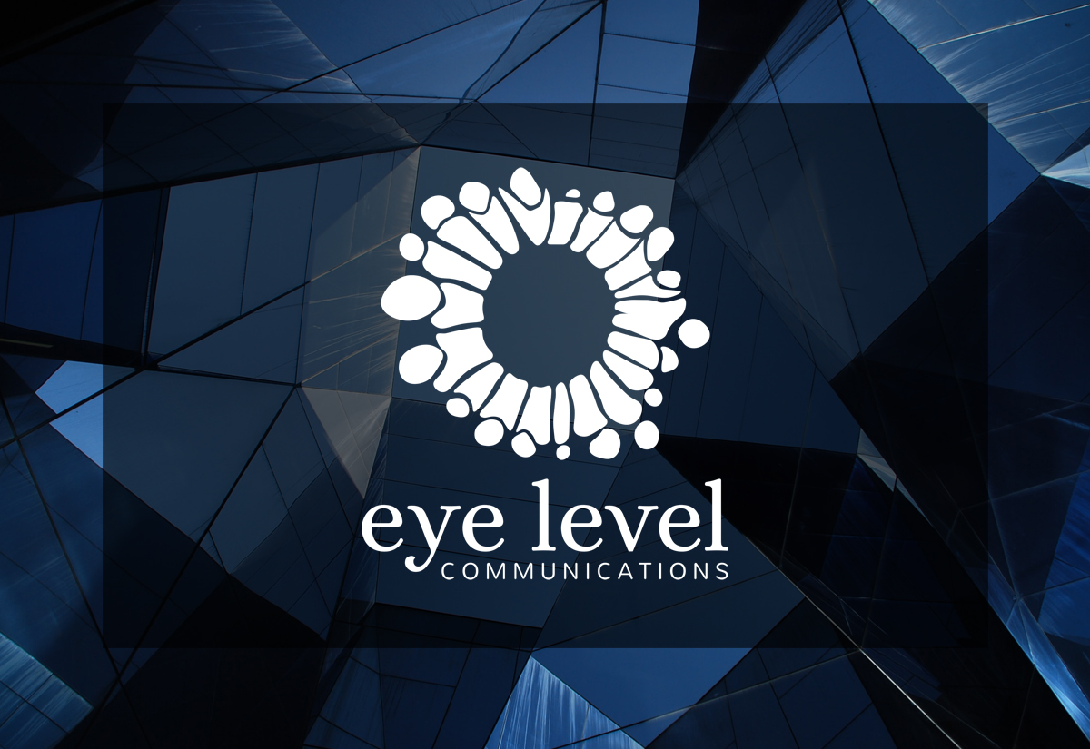 Eye Level Communications Logo Design