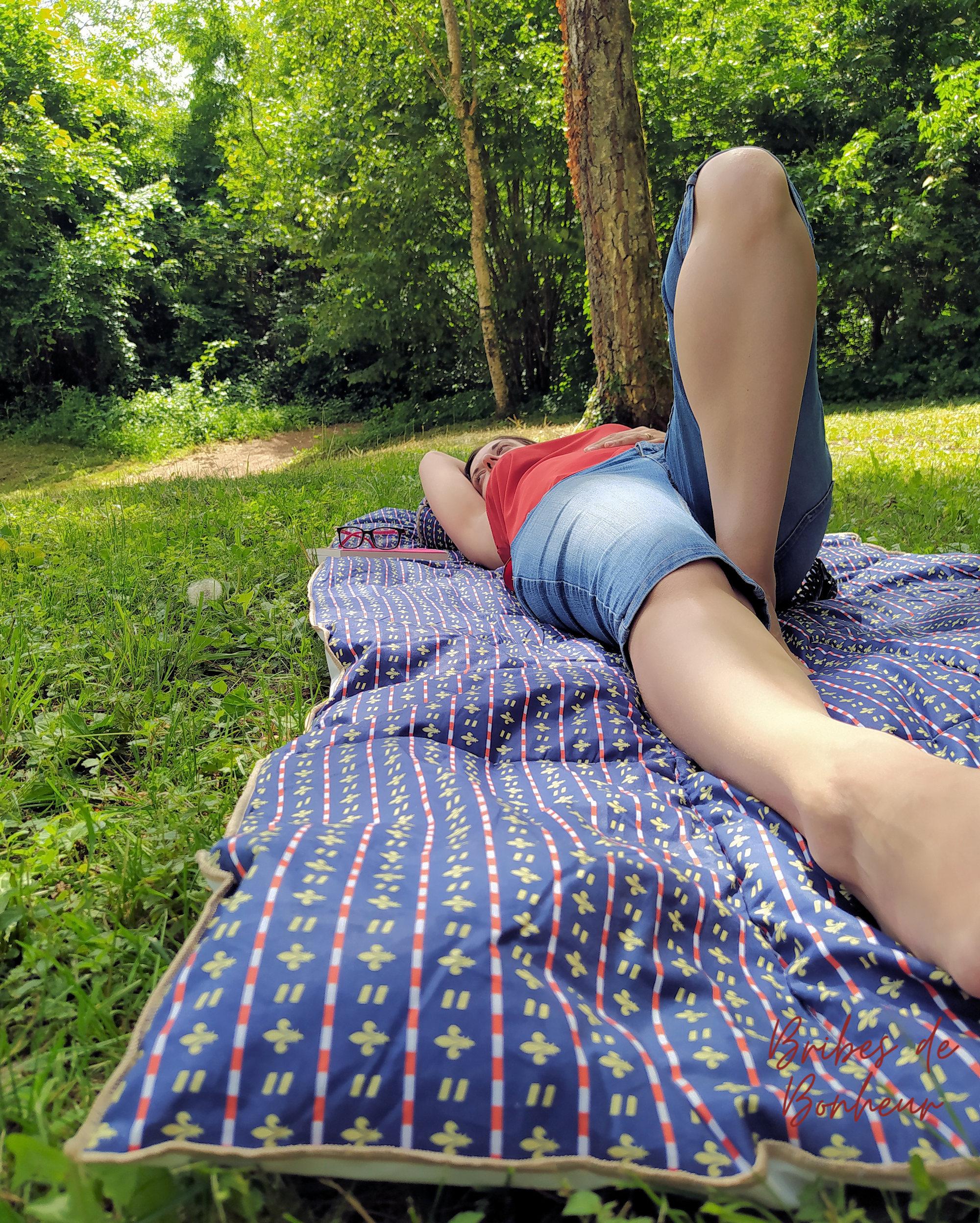 tapis de sieste