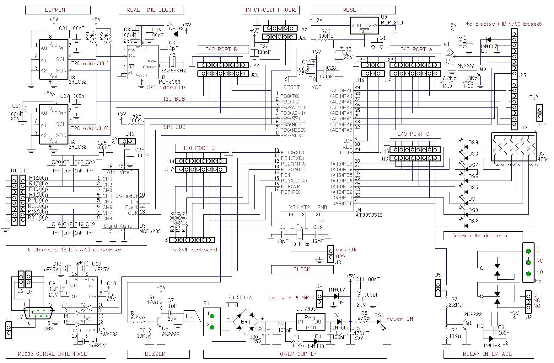 Programmazione At90s Il Forum Di Electroyou