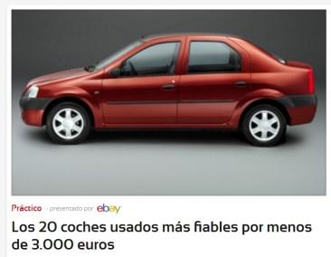autobild coches baratos fiables