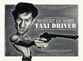 Caricature de Robert De Niro