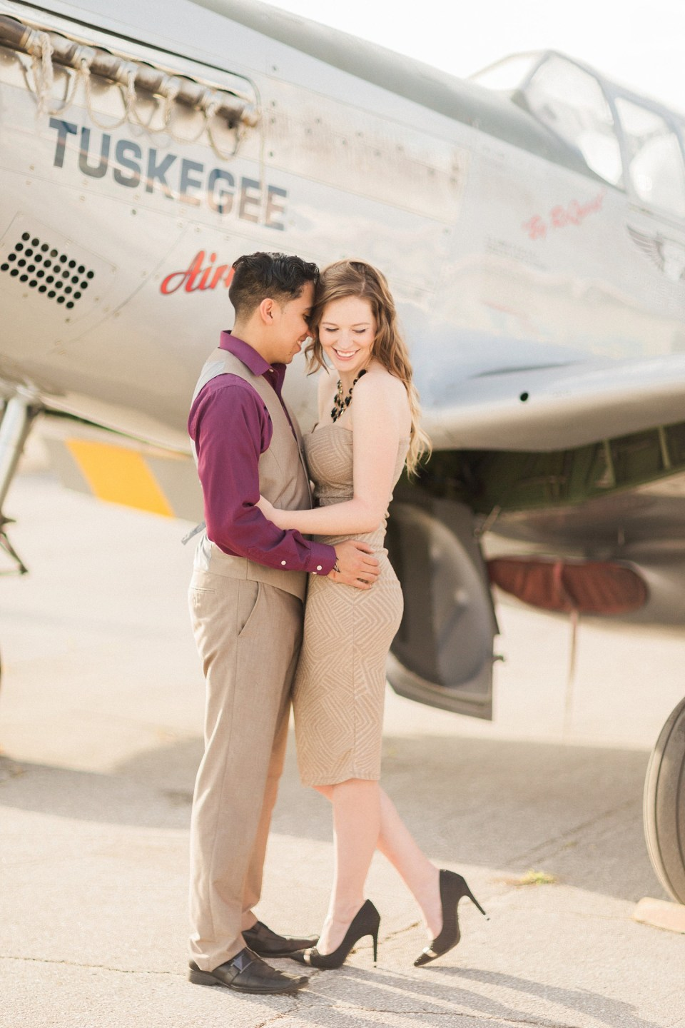 Airplane Anniversary Session | www.bricibene.com | Jacksonville, Florida and Worldwide Wedding Photographer