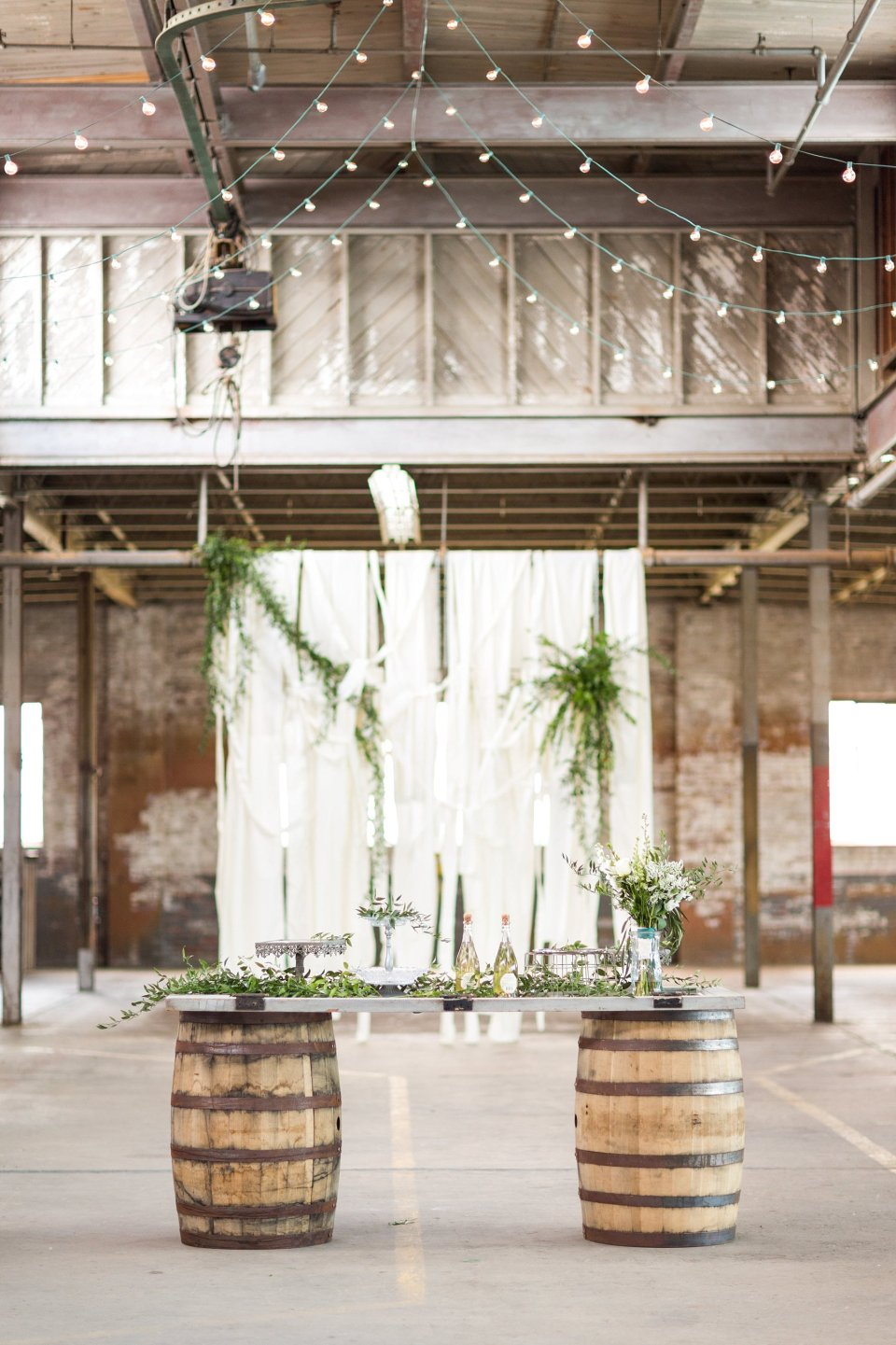 The Glass Factory | Jacksonville's Newest Industrial Wedding Venue | Jacksonville, Florida Wedding Photographers | Bri Cibene Photography