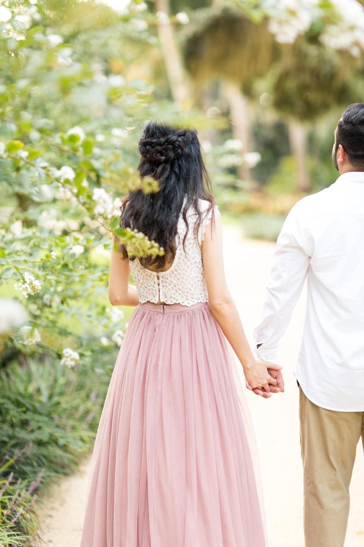 Washington Oaks Gardens Engagement Photos   Jacksonville, Florida Wedding Photographer   Bri Cibene Photography