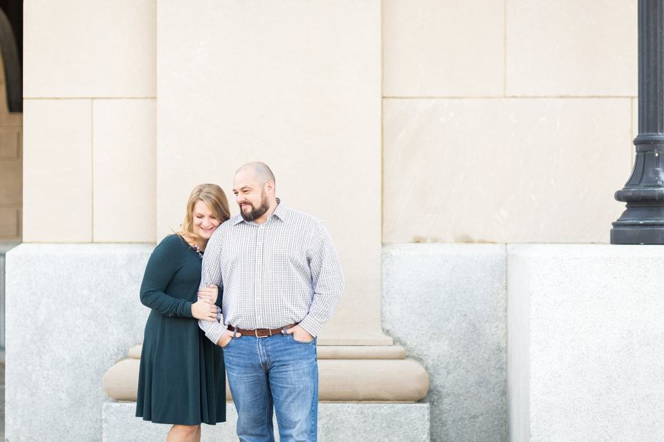 Downtown Jacksonville Anniversary | Bri Cibene Photography | Jacksonville Wedding Photographers