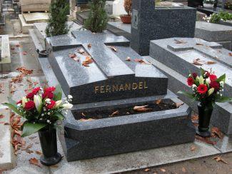 Fernandel_tomba
