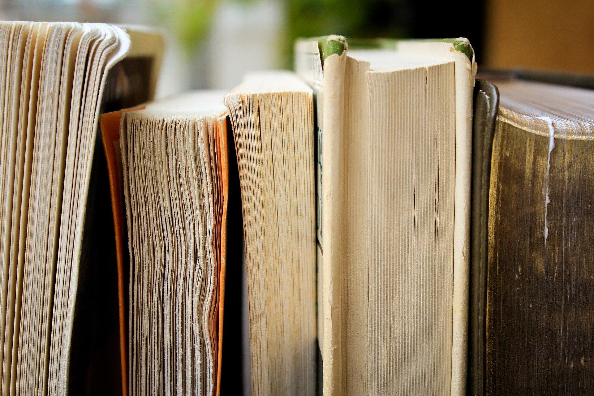 libri - visti - di - taglio