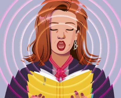 donna - legge - libro