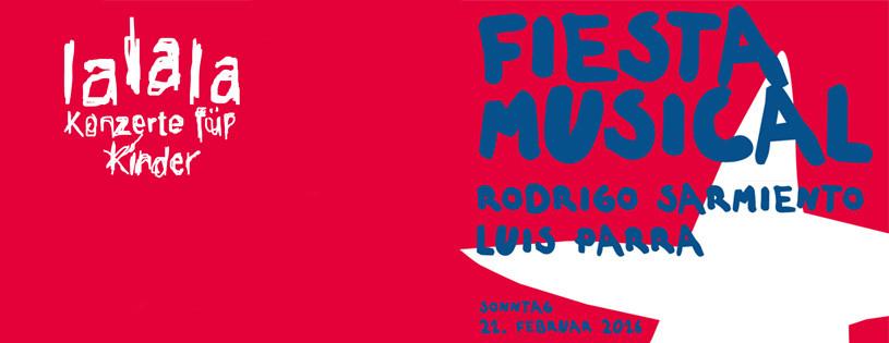 """Fiesta Musical"" - Lalala – Konzert für Kinder"