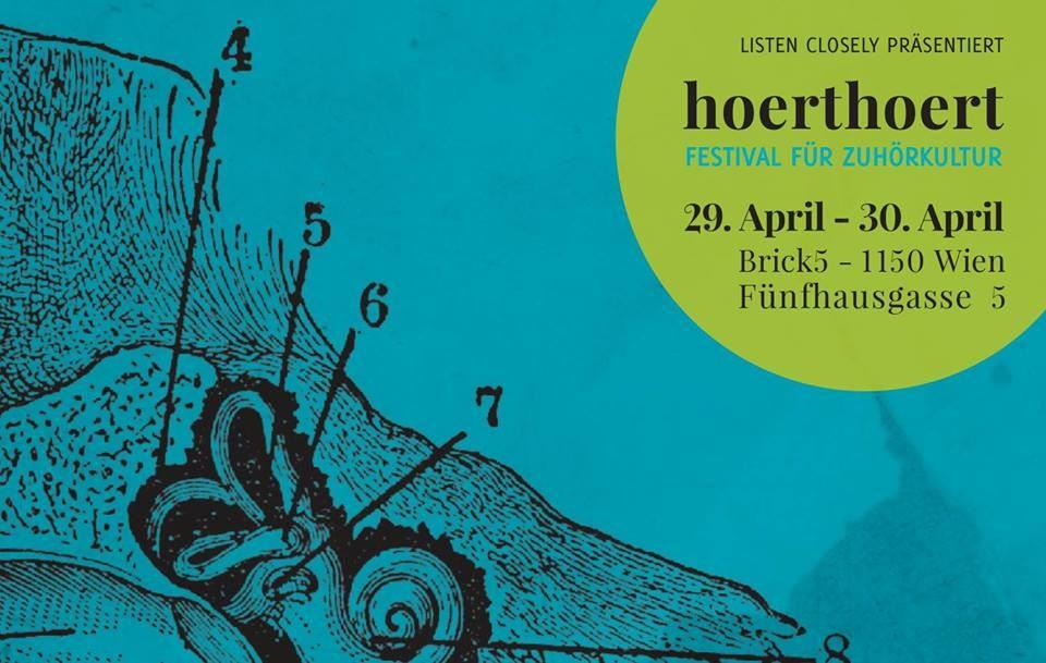 hoerthoert - Festival für Zuhörkultur