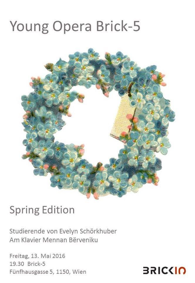 Young Opera - Spring Edition Konzert