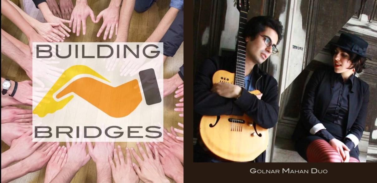 """""""Building Bridges"""" mit dem Golnar Mahan Duo"""