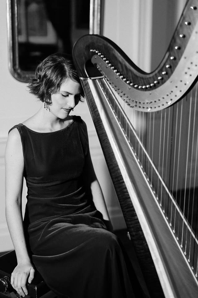 """""""Harfenabend"""" - Solo Recital Elisabeth Plank"""