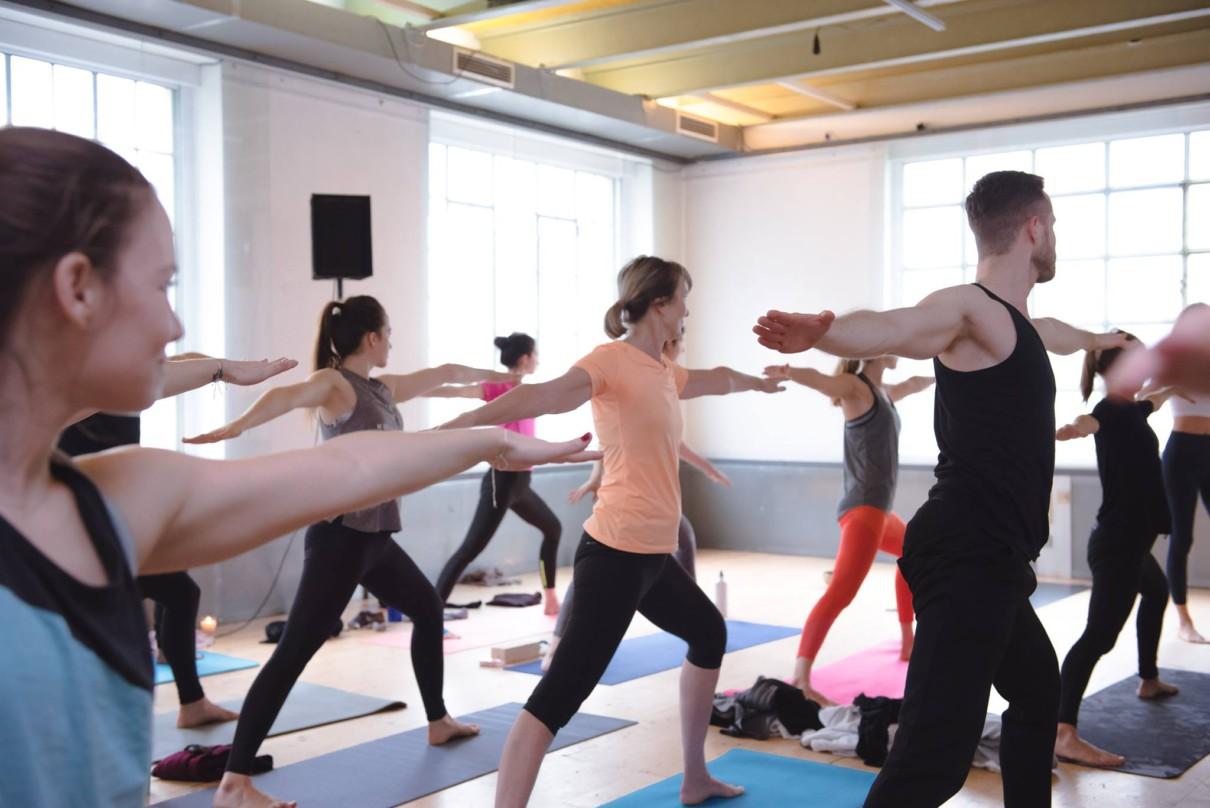 Yoga Brunch Vienna #2 (ausgebucht!)