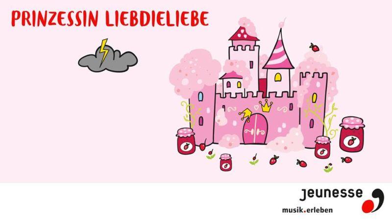 ,,Jeunesse´´ Familienkonzerte - Prinzessin LiebDieLiebe Kinder, Musik, Oper