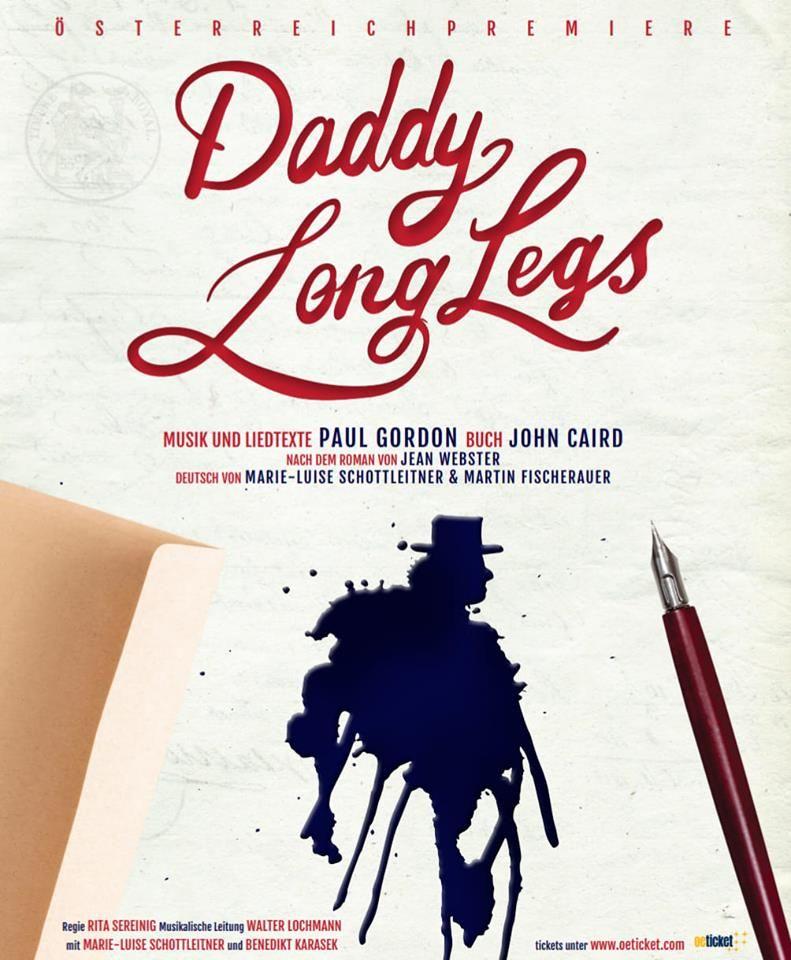 Musical: Daddy Long Legs (Österreich Premiere)