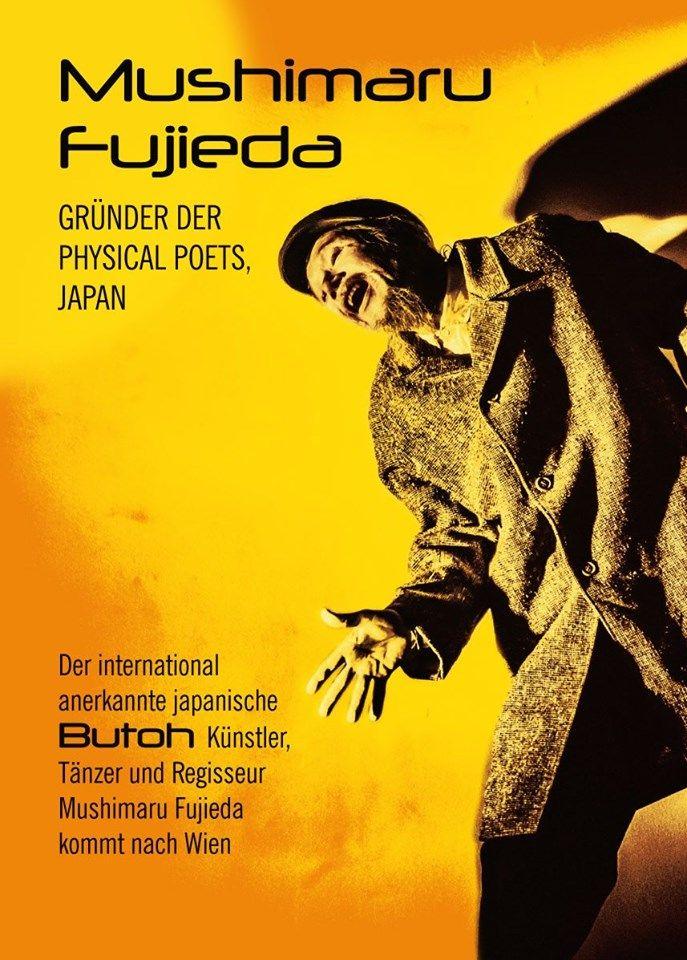 Butoh Imaginationen - Performance Mushimaru Fujieda (JP)