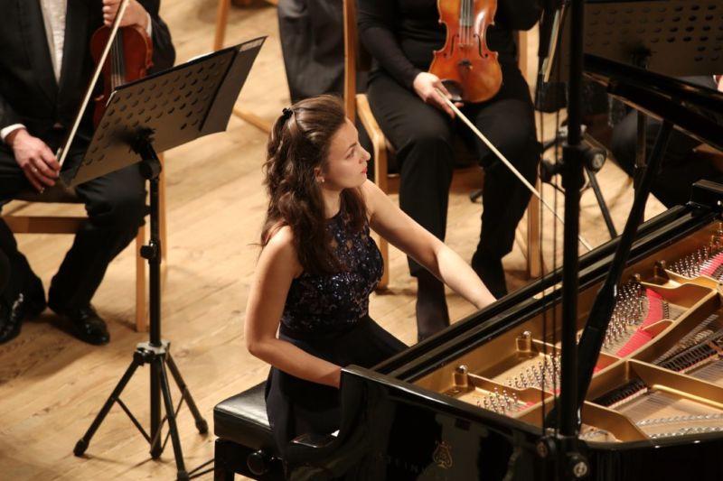 Konzert: Aliya Akbergenova