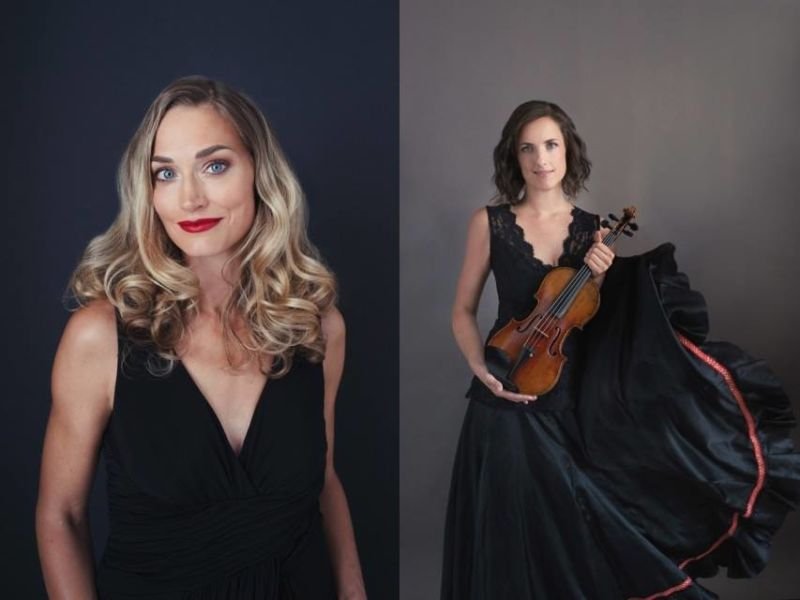 Konzert: Duo Lacroix-VanderHart Konzert