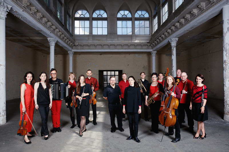 "Konzert: Ensemble Reconsil ""50:50"""
