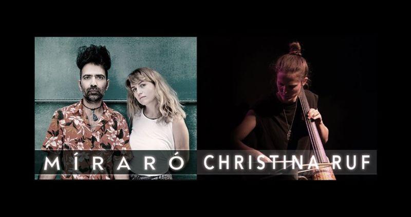Konzert: Miraro & Christina Ruf