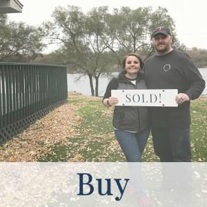 2 happy house buyers