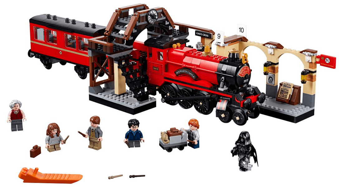 Lego 75955 Hogwarts Express 霍格華茲特快車獨家首批售罄 交投價高於官方售價