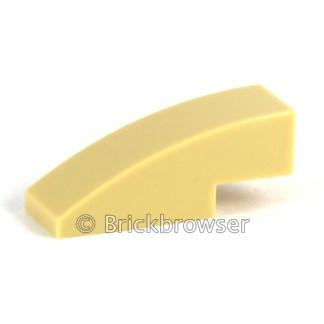 LEGO Slopes Curved
