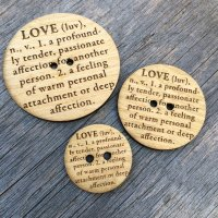 Poetry Button – Love