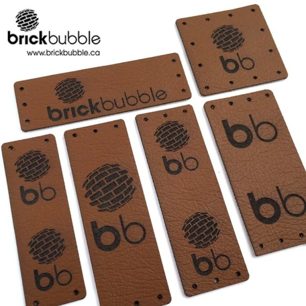 Ultra Leather Garment Tags
