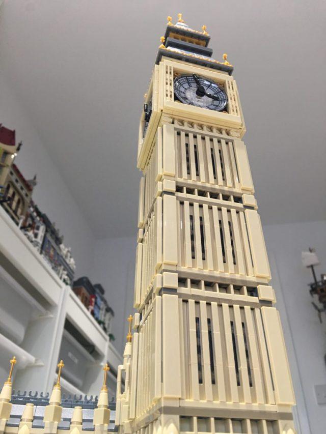 Lego Creator Big Ben 5