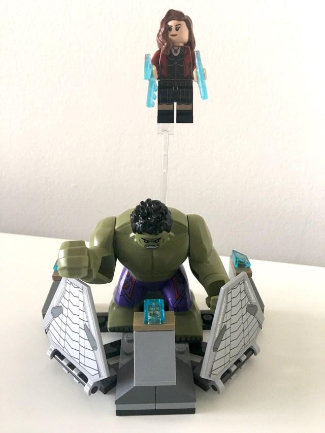 Lego Hulk Cage