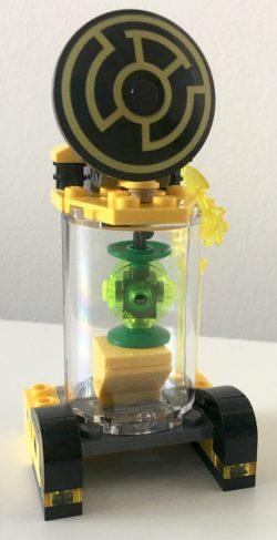 Lego Green Lantern Chamber