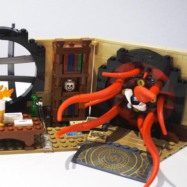 Lego Doctor Strange's Sanctum Sanctorum Right