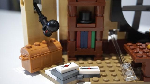 Lego Doctor Strange's Sanctum Sanctorum Chest