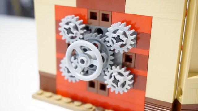 Lego Doctor Strange's Sanctum Sanctorum Cogs