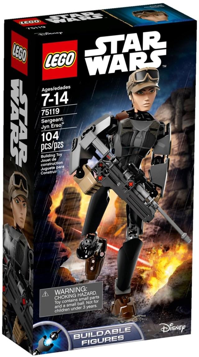 Sergeant Jyn Erso 75119