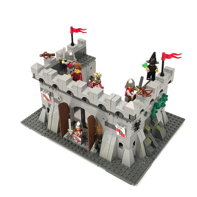 Lego Ideas Modular Castle Designer Interview - Brick Digest