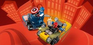 Lego 76065 Captain America
