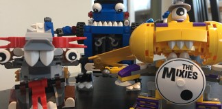 Lego Mixels Series 7 Review