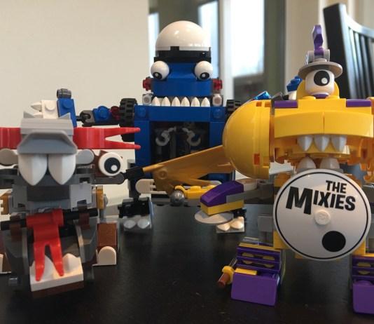 Lego Mixels Series 7 Review